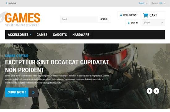как сделать игровой интернет сайт