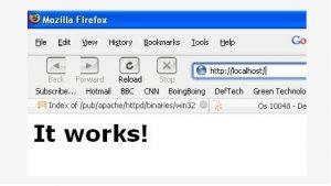 Localhost создания сайт как работают поведенческие факторы