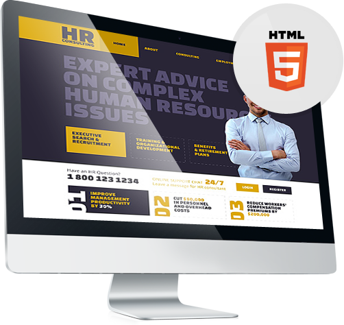 Web Site & Web Page Templates